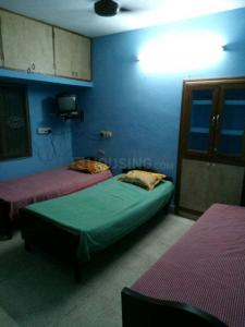 Bedroom Image of Sampoorna Nilayal in Perungudi