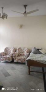 Gallery Cover Image of 800 Sq.ft 1 BHK Independent Floor for rent in Malviya Nagar for 22000