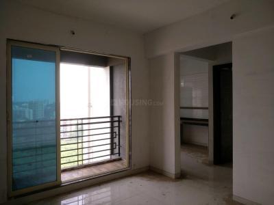 Gallery Cover Image of 744 Sq.ft 1 BHK Apartment for buy in Deeplaxmi Manohar Vikas Shreeji Paraiso Phase 2, Badlapur East for 3800000