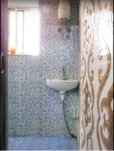 Bathroom Image of Tripti's PG in Garia