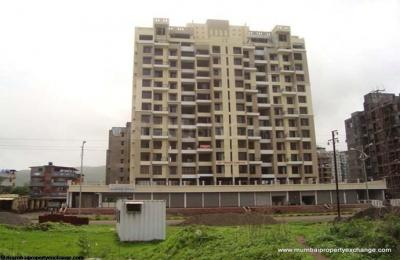 Gallery Cover Image of 635 Sq.ft 1 BHK Apartment for buy in Symphony, Kharghar for 6000000