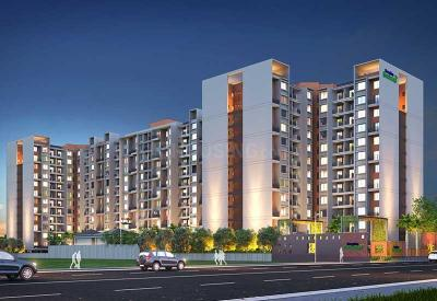 Gallery Cover Image of 1239 Sq.ft 3 BHK Apartment for buy in Mangalam Breeze, Alandi for 4900000