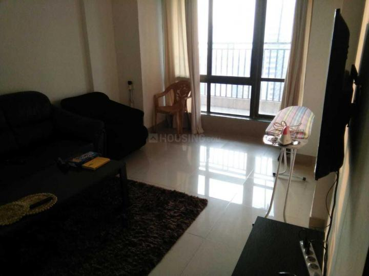 Living Room Image of 850 Sq.ft 1 BHK Apartment for rent in Worli for 70000