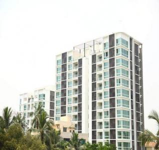 Gallery Cover Image of 2332 Sq.ft 3 BHK Apartment for buy in Lancor Cirrus, Valasaravakkam for 26000000