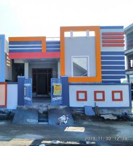 Gallery Cover Image of 1150 Sq.ft 2 BHK Independent House for buy in Almasguda for 6500000