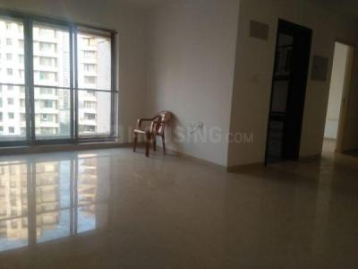 Gallery Cover Image of 1350 Sq.ft 3 BHK Apartment for rent in Kalpataru Aura, Ghatkopar West for 53000