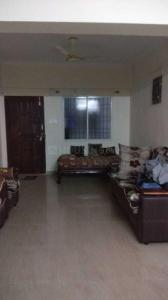 Gallery Cover Image of 1230 Sq.ft 2 BHK Apartment for rent in Nizampet for 11000