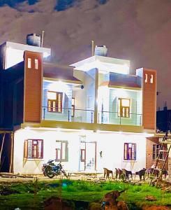 Gallery Cover Image of 1820 Sq.ft 3 BHK Independent House for buy in Noida Extension for 4450000