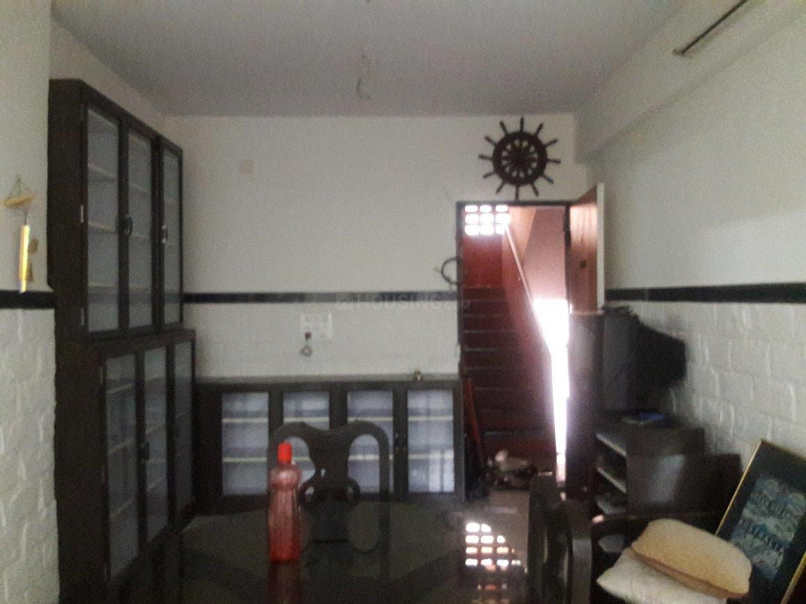 Living Room Image of 900 Sq.ft 1 BHK Apartment for rent in Vashi for 24000