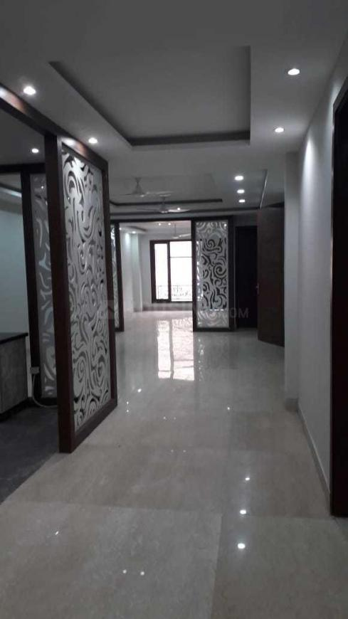 Living Room Image of 2400 Sq.ft 4 BHK Independent Floor for rent in Chhattarpur for 40000