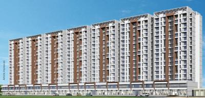 Gallery Cover Image of 1084 Sq.ft 2 BHK Apartment for rent in Kalamboli for 16000