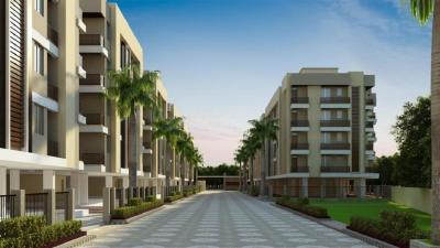 Gallery Cover Image of 1280 Sq.ft 3 BHK Apartment for buy in Hasanpura for 3450000