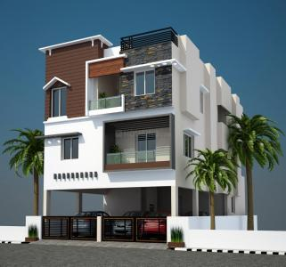 Gallery Cover Image of 720 Sq.ft 2 BHK Apartment for buy in Kolathur for 5180000