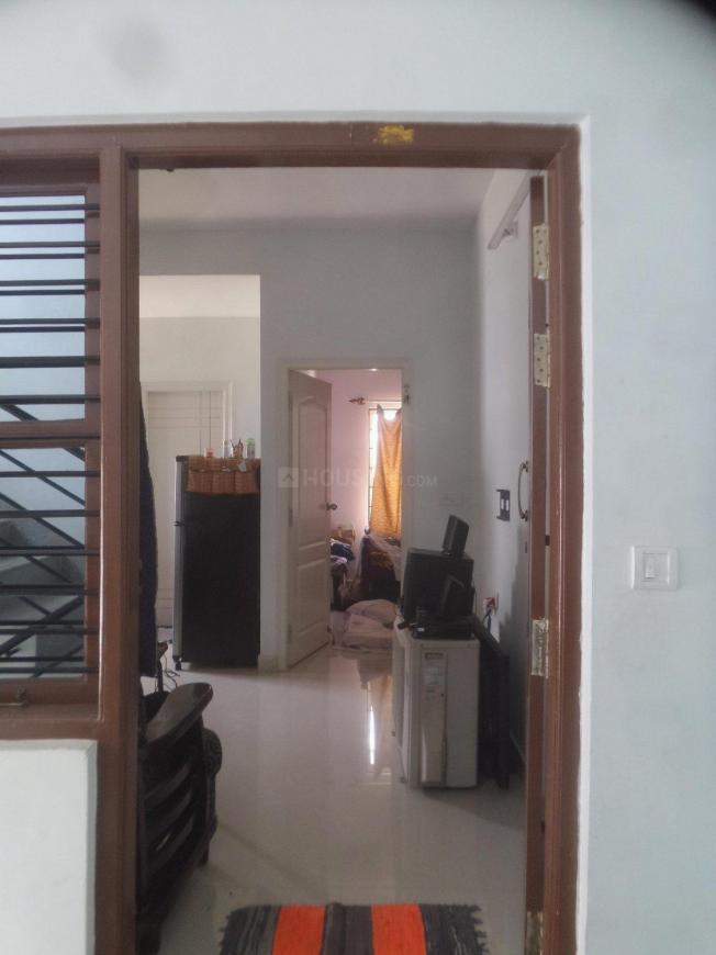 Main Entrance Image of 600 Sq.ft 1 BHK Apartment for rent in Nagarathana Nilayam, Panathur for 12500