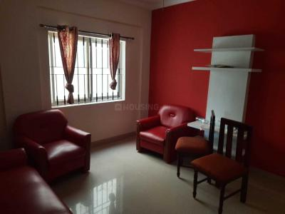 Gallery Cover Image of 1500 Sq.ft 2 BHK Apartment for rent in Whitefield for 27000