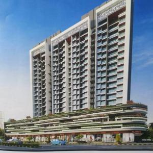 Gallery Cover Image of 715 Sq.ft 1 BHK Apartment for buy in Platinum Experio, Kalamboli for 5700000