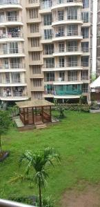 Gallery Cover Image of 1075 Sq.ft 2 BHK Apartment for rent in Gurukrupa Aramus Complex, Ulwe for 12000