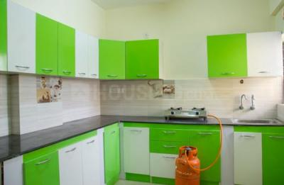 Kitchen Image of Aakruthi Homes Flat No 107 B in Mahadevapura