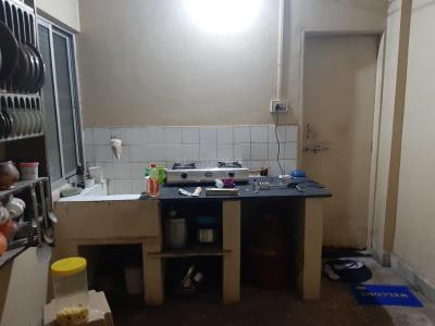Gallery Cover Image of 260 Sq.ft 1 BHK Apartment for rent in Kasba Peth for 3000