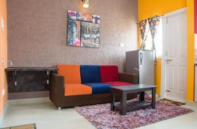 Gallery Cover Image of 700 Sq.ft 1 BHK Apartment for rent in Devarachikkana Halli for 16200