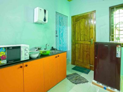 Kitchen Image of Zolo Central Park in Saidapet