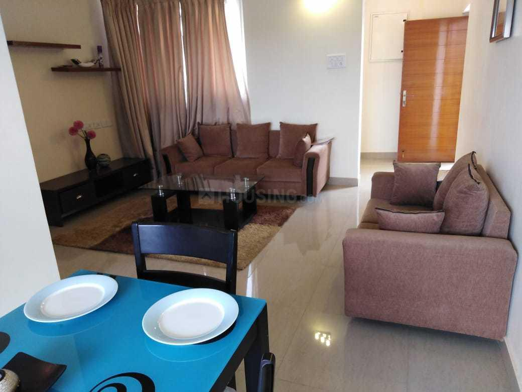Living Room Image of 1448 Sq.ft 3 BHK Apartment for buy in Mannivakkam for 5212800