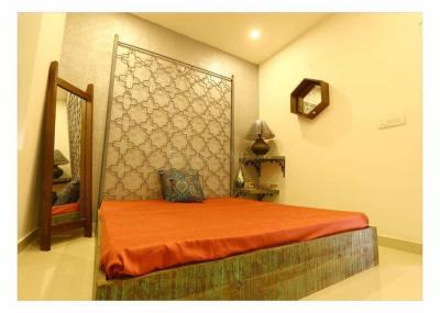 Gallery Cover Image of 1000 Sq.ft 2 BHK Apartment for buy in Mansarovar for 2400000