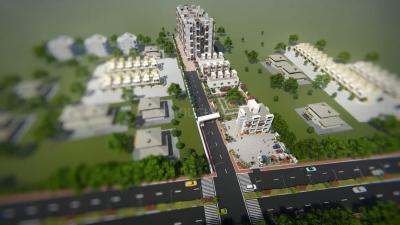 Gallery Cover Image of 1021 Sq.ft 2 BHK Apartment for buy in Besa for 2700000