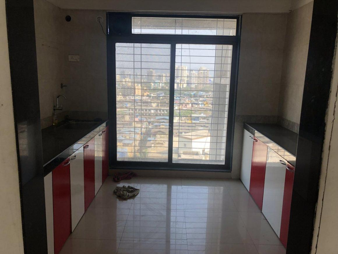 Kitchen Image of 1480 Sq.ft 3 BHK Apartment for rent in Kharghar for 28000