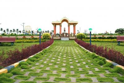 3825 Sq.ft Residential Plot for Sale in Balarama Nagar, Nellore