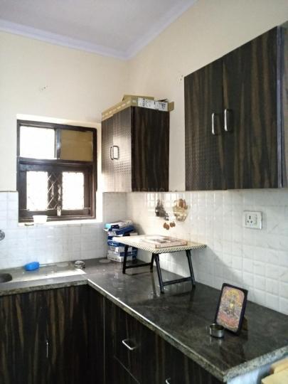 Kitchen Image of Santosh PG in Bindapur