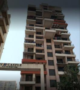 Gallery Cover Image of 1132 Sq.ft 2 BHK Apartment for rent in Ev Castle, Ulwe for 11000
