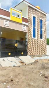 Gallery Cover Image of 825 Sq.ft 2 BHK Independent House for buy in Kundrathur for 3900000