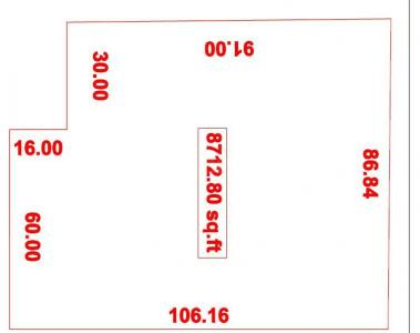 17000 Sq.ft Residential Plot for Sale in Old Washermanpet, Chennai