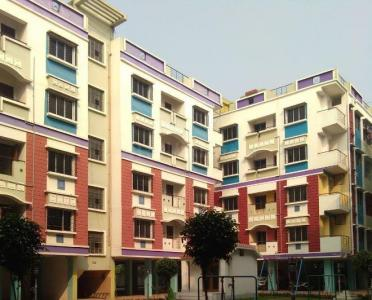 Gallery Cover Image of 754 Sq.ft 2 BHK Apartment for rent in New Town for 10000