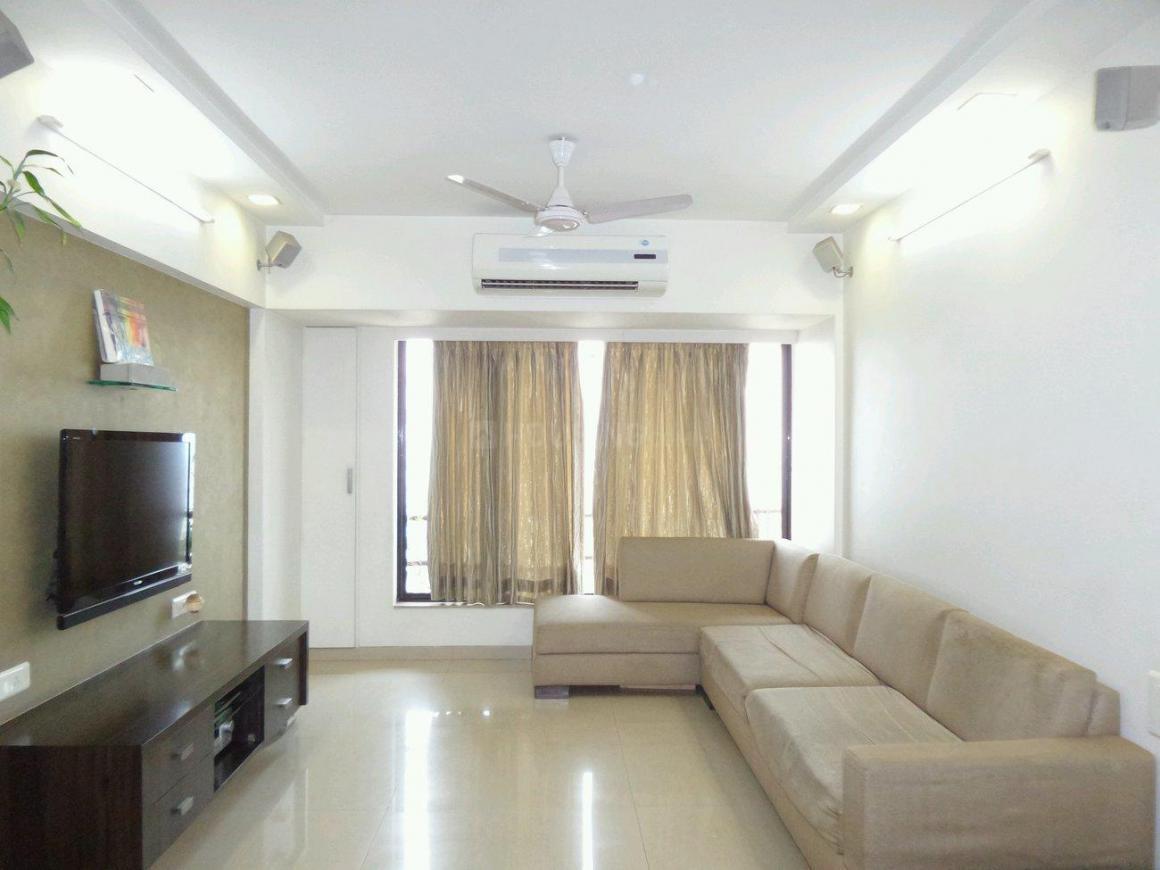 Living Room Image of 1700 Sq.ft 3 BHK Apartment for rent in Vikhroli East for 75000