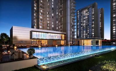 Gallery Cover Image of 1478 Sq.ft 2 BHK Apartment for buy in Krisumi Waterfall Residences, Sector 36A for 12500000