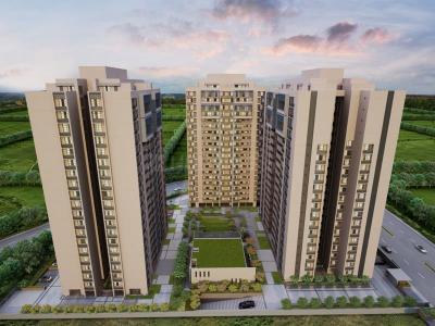Gallery Cover Image of 3538 Sq.ft 4 BHK Apartment for buy in Safal Riviera Woods, Shela for 18400000