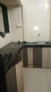 Gallery Cover Image of 550 Sq.ft 1 BHK Apartment for rent in Airoli for 20000