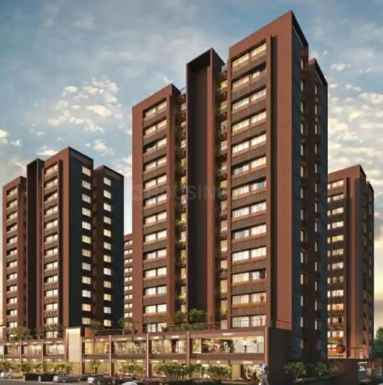 Building Image of 1584 Sq.ft 3 BHK Apartment for buy in Suryam Ananta, Vastral for 4576000