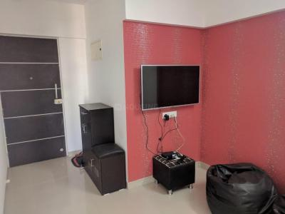 Gallery Cover Image of 1115 Sq.ft 2 BHK Apartment for rent in Lunkad Zodiac, Viman Nagar for 25000