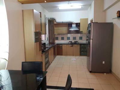 Gallery Cover Image of 1800 Sq.ft 3 BHK Apartment for rent in Koramangala for 75000