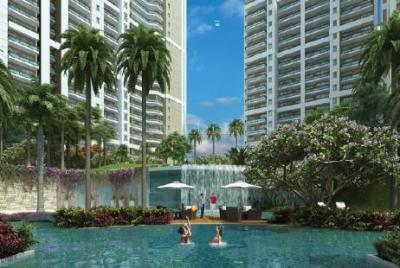 Gallery Cover Image of 2700 Sq.ft 3 BHK Apartment for buy in DLF The Crest, Sector 54 for 52000000