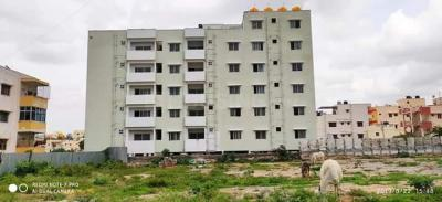 Gallery Cover Image of 1250 Sq.ft 2 BHK Apartment for buy in Kudlu for 4500000