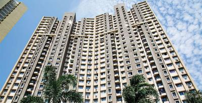 Gallery Cover Image of 648 Sq.ft 1 BHK Apartment for buy in Lodha Casa Royale, Thane West for 6400000