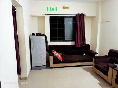 Gallery Cover Image of 620 Sq.ft 1 BHK Apartment for rent in Parvati Pandharinath Appartments, Wadgaon Sheri for 12500