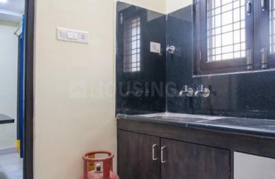 Kitchen Image of 2bhk (301) In Navaneeth Apartment in Yousufguda