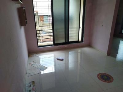 Gallery Cover Image of 758 Sq.ft 1 BHK Apartment for rent in Kamothe for 10000