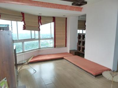 Gallery Cover Image of 1435 Sq.ft 2 BHK Apartment for rent in New Town for 28500