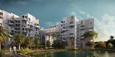 Gallery Cover Image of 1304 Sq.ft 3 BHK Apartment for buy in Tiljala for 9000000